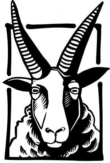 Gothfarm Yarn Logo