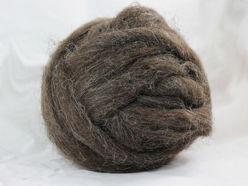 Navajo-Churro wool
